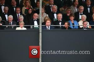 Queen Elizabeth Ll, Prince Philip, Duke Of Edinburgh and Prince Harry
