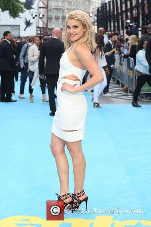 Ashley Roberts - Entourage the movie UK premiere at the Vue cinema - Arrivals - London, United Kingdom - Tuesday...