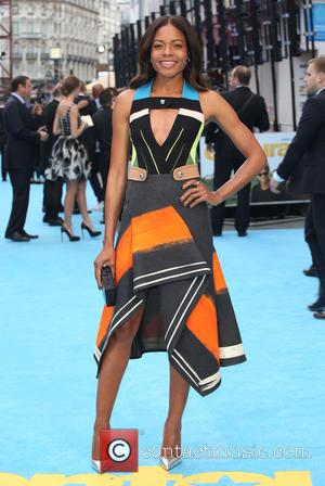 Naomie Harris - Entourage the movie UK premiere at the Vue cinema - Arrivals - London, United Kingdom - Tuesday...
