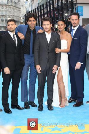 Jerry Ferrara, Adrian Grenier, Kevin Connolly, Kevin Dillon and Emmanuelle Chriqui