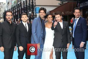 Jeremy Piven, Jerry Ferrara, Adrian Grenier, Kevin Connolly, Kevin Dillon and Emmanuelle Chriqui