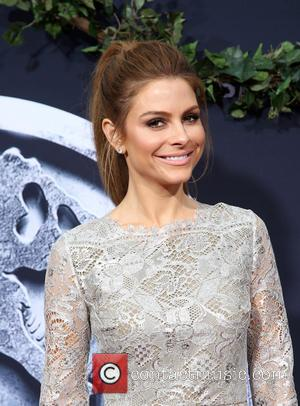 Maria Menounos - Premiere of Universal Pictures' 'Jurassic World' at Dolby Theatre - Arrivals at Dolby Theatre - Hollywood, California,...