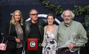 Margaret DeVogelaere, Peter Fonda and Jack Horner