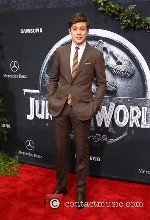 Nick Robinson - Premiere of Universal Pictures' 'Jurassic World' at Dolby Theatre - Arrivals at Dolby Theatre - Hollywood, California,...