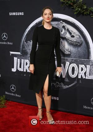 Judy Greer - Premiere of Universal Pictures' 'Jurassic World' at Dolby Theatre - Arrivals at Dolby Theatre - Hollywood, California,...