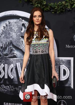 Lydia Hearst - Premiere of Universal Pictures' 'Jurassic World' at Dolby Theatre - Arrivals at Dolby Theatre - Hollywood, California,...