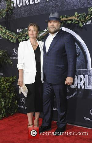 Vincent D'Onofrio and wife
