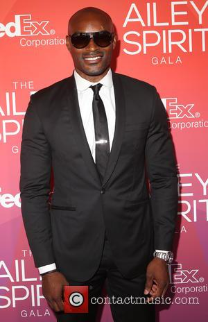 Tyson Beckford - 2015 Ailey Spirit Gala at David H. Koch Theater, Lincoln Center - Arrivals - New York City,...