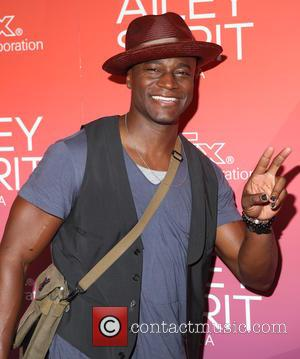 Taye Diggs - 2015 Ailey Spirit Gala at David H. Koch Theater, Lincoln Center - Arrivals - New York City,...