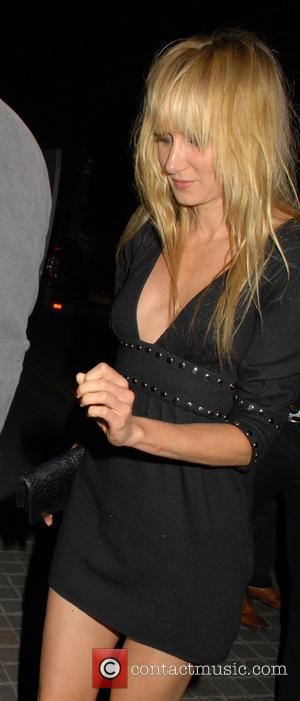 Kimberly Stewart - Celebrities at the Chiltern Firehouse - London, United Kingdom - Wednesday 10th June 2015