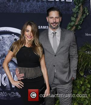 Sofia Vergara and Joe Manganiello