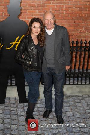 Sir Patrick Stewart - The UK Premiere of 'Mr Holmes' held at Odeon Kensington - Arrivals at Odeon Kensington -...
