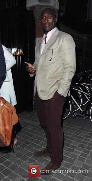 Sol Campbell - Celebrities at the Chiltern Firehouse - London, United Kingdom - Wednesday 10th June 2015