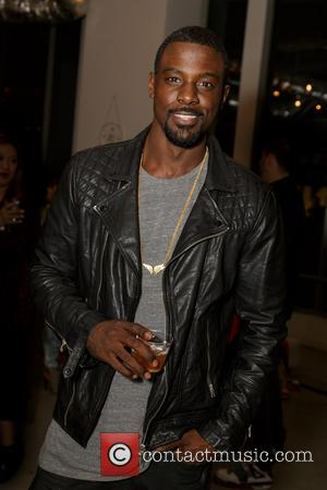 Lance Gross - Jhené Aiko launches her Soul of Summer collection in Los Angeles at U.S. Bank Tower - Los...