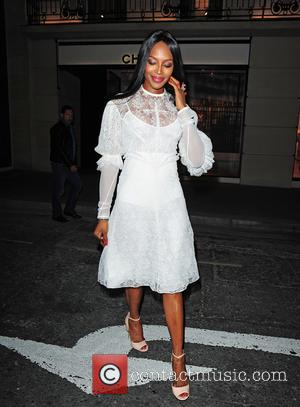 Naomi Campbell - Celebrities attend the Louis Vuitton Summer Launch Party at Mayfair London - London, United Kingdom - Wednesday...