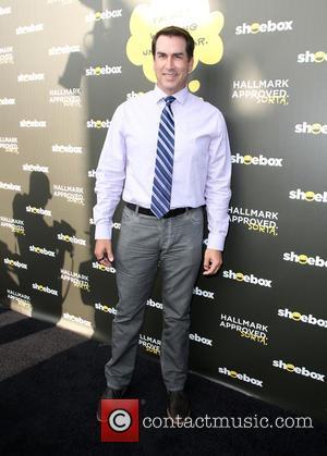 Rob Riggle - Hallmark Shoebox Relaunch and 29th Birthday Celebration at The Improv - Hollywood, California, United States - Wednesday...