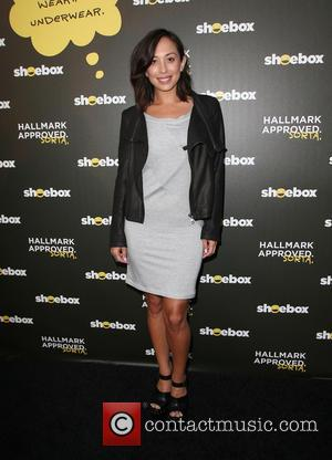 Cheryl Burke - Hallmark Shoebox Relaunch and 29th Birthday Celebration at The Improv - Hollywood, California, United States - Wednesday...