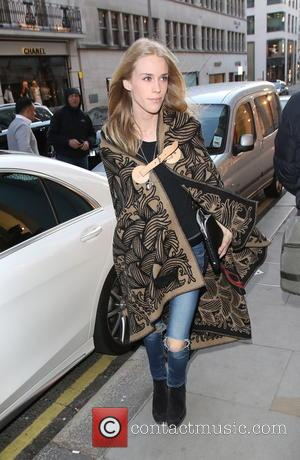 Louis Vuitton and Mary Charteris