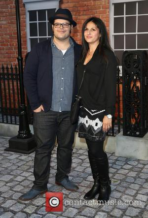 Josh Gad and Ida Darvish - Mr Holmes UK premiere held at the Odeon Kensington - London, United Kingdom -...