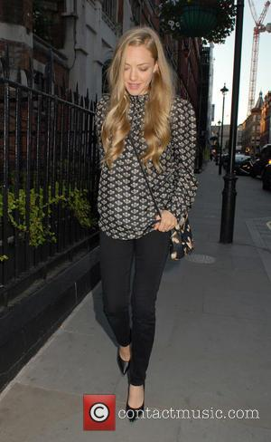 Amanda Seyfried - Celebrities at the Chiltern Firehouse - London, United Kingdom - Thursday 11th June 2015