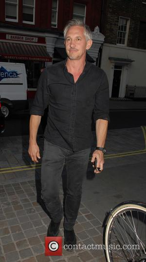 Gary Lineker - Celebrities at the Chiltern Firehouse - London, United Kingdom - Thursday 11th June 2015