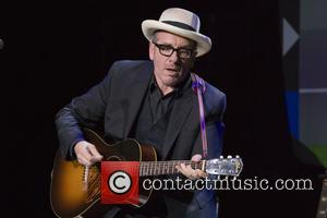 Elvis Costello - Elvis Costello headlining at the Royal Concert Hall in Glasgow for his solo tour at Royal Concert...
