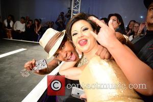 Sonique, (singer) and Nia Jacob