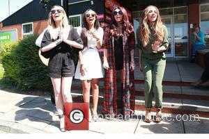 Little Mix, Perrie Edwards, Leigh Anne Pinnock, Jesy Nelson and Jade Thirwall