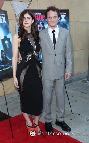 Alexandra Daddario and Anton Yelchin