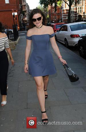 Amber Atherton - Amber Atherton arrives at Annoushka Ducas private view - London, United Kingdom - Thursday 11th June 2015