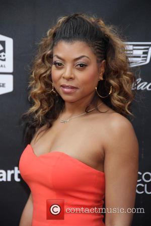 Taraji P Henson - 2015 American Black Film Festival - 'Dope' premiere at SVA Theater - Arrivals at SVA Theater...