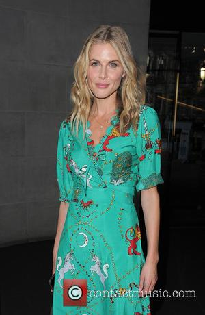 Donna Air - HTC One M9 INK launch event at the ME Hotel - Outside Arrivals - London, United Kingdom...