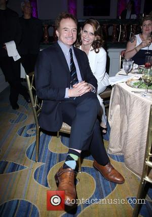 Bradley Whitford and Amy Landecker