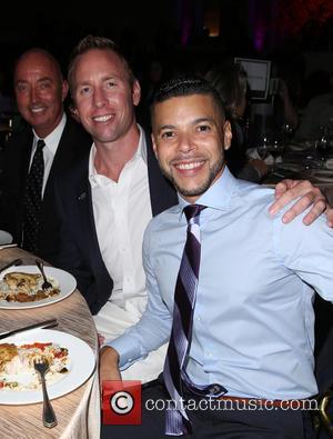 Wilson Cruz and Guest