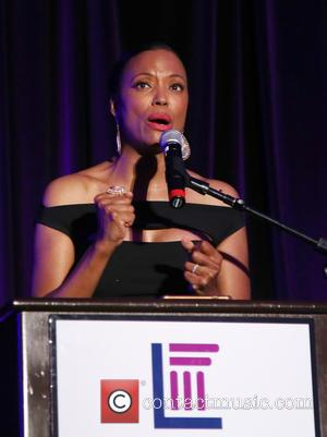 Aisha Tyler - Lambda Legal 2015 West Coast Liberty Awards hosted by Wendi McLendon-Covey - Inside at The Beverly Wilshire...