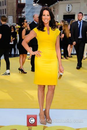Andrea McLean - 'Minions' World premiere - Arrivals - London, United Kingdom - Thursday 11th June 2015