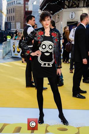 Jasmine Guinness - 'Minions' World premiere - Arrivals - London, United Kingdom - Thursday 11th June 2015