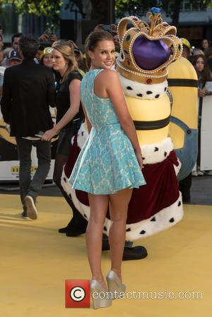 Danielle Lloyd - 'Minions' world premiere held at the Odeon Leicester Square - Arrivals. at Odeon Leicester Square - London,...