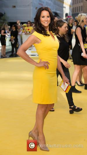 Andrea McLean - The World Premiere of 'Minions' held at Odeon Leicester Square - Arrivals at Leicester Square, Odeon Leicester...
