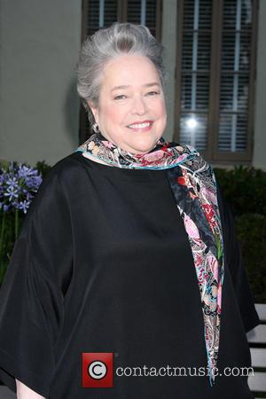 Kathy Bates - American Horror Story: Freak Show Screening at Paramont Theater - Los Angeles, California, United States - Friday...
