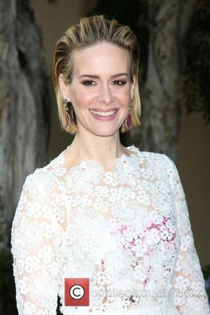 Sarah Paulson - American Horror Story: Freak Show Screening at Paramont Theater - Los Angeles, California, United States - Friday...