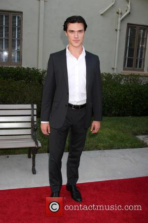 Finn Wittrock - American Horror Story: Freak Show Screening at Paramont Theater - Los Angeles, California, United States - Friday...