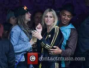 Jade Jones, Natalie Appleton and Nicole Appleton