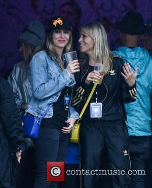 Natalie Appleton and Nicole Appleton