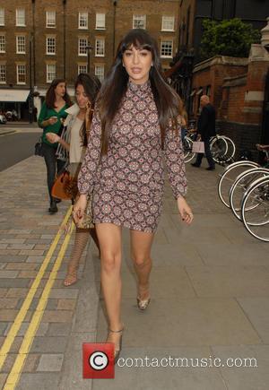 Zara Martin - Celebrities outside Chiltern Firehouse in Marylebone - London, United Kingdom - Friday 12th June 2015