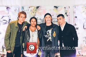 Cody Simpson and Louis Carreon