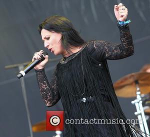 Cristina Scabbia and Lacuna Coil