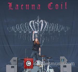 Ryan Blake Folden and Lacuna Coil