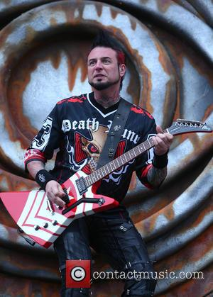 Jason Hook and Five Finger Death Punch