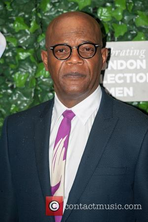 Samuel L Jackson - London Collections: Men S/S 2016 - One For The Boys Fashion Ball held at the Roundhouse...